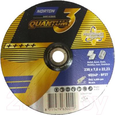 Обдирочный круг Norton 66253371365