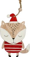 Елочная игрушка Erich Krause Decor Новогодний зверек / 47743 -
