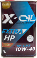 Моторное масло X-Oil Extra HP 10W40 SL/CF / GL1040-01T (1л) -