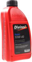 Моторное масло Divinol Super SAE 10W-40 / 49625-C069 (1л) -
