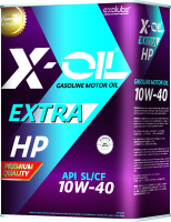 Моторное масло X-Oil Extra HP 10W40 SL/CF / GL1040-05T (5л) -