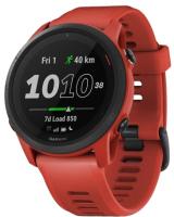 Умные часы Garmin Forerunner 745 / 010-02445-12 (красный) -