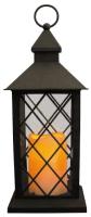 Садовая фигура-светильник Чудесный Сад Старый замок 362 (черный) -
