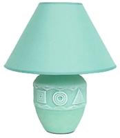 Прикроватная лампа Лючия Геометрия D1902 (зеленый) -