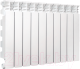 Радиатор алюминиевый Fondital Ardente C2 500/100 (13 секций) -