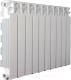 Радиатор алюминиевый Fondital Calidor Super B4 350/100 (5 секций) -
