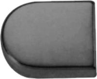 Заглушка мебельная Boyard Н502 H16BL -