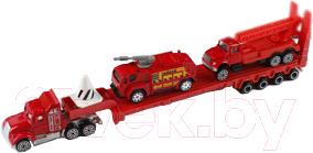Автомобиль игрушечный Huada Пожарная техника / 1471432-MZ711