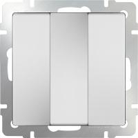 Выключатель Werkel WL01-SW-3G / a033749 (белый) -