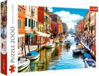 Пазл Trefl Остров Мурано, Венеция / 27110 (2000эл) -