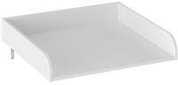 Столик пеленальный ТриЯ Тедди ТД-294.04.11 (белый) -