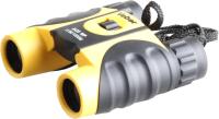 Бинокль Veber 8x25 WP / 20764 (черный/желтый) -