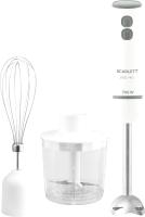 Блендер погружной Scarlett SC-HB42F60 (белый) -