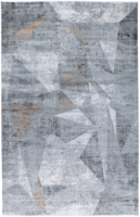 Ковер Milat Leda B003A-CREAM-ANTHRACITE (0.8x1.5) -
