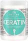 Маска для волос Kallos KJMN с кератином и экстрактом молочн. протеина д/сухих поврежд. (1л) -