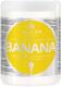 Маска для волос Kallos KJMN для укрепления с мультивитаминным комплексом банан       (1л) -