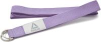Ремень для йоги Reebok RAYG-10023PL (фиолетовый) -