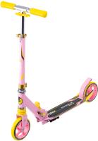 Самокат Ridex Razzle (коралловый/желтый) -