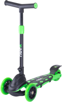 Самокат Ridex Robin 3D (неоновый зеленый) -