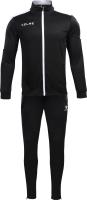 Спортивный костюм Kelme Tracksuit / 3773200-003 (р-р 160, черный) -