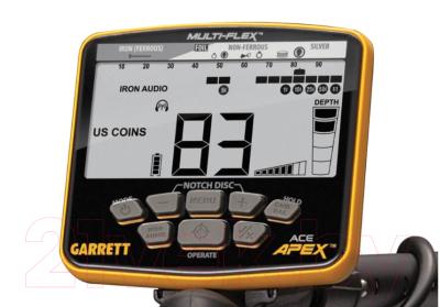 Металлоискатель Garrett ACE Apex / 1142320
