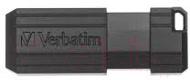 Usb flash накопитель Verbatim Pinstripe 128GB / 49071