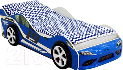 Стилизованная кровать детская Бельмарко Супра / 1251