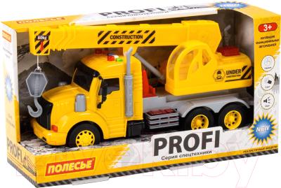 Кран игрушечный Полесье Профи / 86600