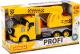 Кран игрушечный Полесье Профи / 86600 (инерционный, желтый) -