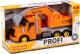 Кран игрушечный Полесье Профи / 86457 (инерционный, оранжевый) -