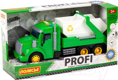 Автомобиль игрушечный Полесье Профи / 86259