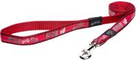 Поводок Rogz Armed Response Lijn XL Red Rogz Bone 25мм / RHLL02CC -