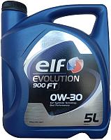 Моторное масло Elf Evolution 900 FT 0W30 / 195412 (5л) -
