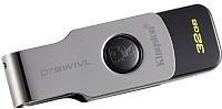 Usb flash накопитель Kingston Data Traveler SWIVL USB3.0 32Gb (DTSWIVL/32GB) -