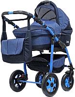 Детская универсальная коляска Bart-plast Fenix Len 2 в 1 (01) -
