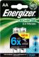 Комплект аккумуляторов Energizer Extreme AA 2300mAh / E300624500 (2шт) -