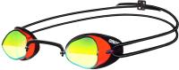 Очки для плавания ARENA Swedix Mirror 92399 48 (Red/Yellow/Black) -