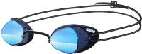 Очки для плавания ARENA Swedix Mirror 92399 57 (Smoke/Blue/Black) -