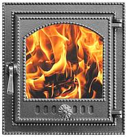 Дверца печная Везувий 210 (антрацит) -