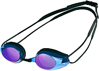 Очки для плавания ARENA Tracks Mirror 92370 74 (Black/Blue Multi/Black) -