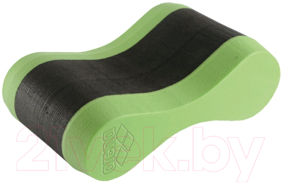 Колобашка для плавания ARENA Freeflow Pullbuoy 95056 65 (Acid lime/Black)