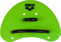 Лопатки для плавания ARENA Elite Finger Paddle 95251 65 (р-р S, acid lime/black) -