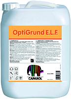 Грунтовка Caparol Optigrund E.L.F. (2.5л) -
