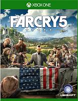 Игра для игровой консоли Microsoft Xbox One Far Cry 5 -