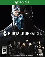 Игра для игровой консоли Microsoft Xbox One Mortal Kombat XL -