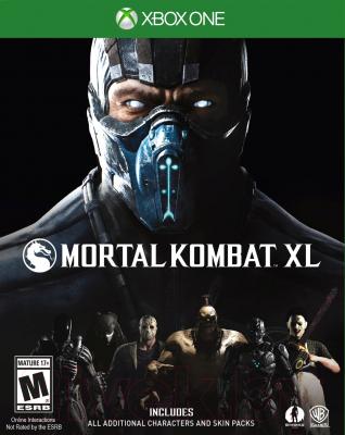 Игра для игровой консоли Microsoft Xbox One Mortal Kombat XL