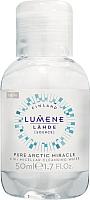 Мицеллярная вода Lumene Pure Arctic Miracle 3 в 1 (50мл) -
