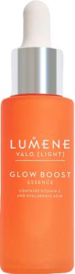 lumene valo arctic berry Эссенция для лица Lumene Valo Glow Boost Hyaluronic Essence Vitamin C гиалуроновая