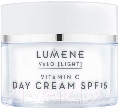lumene valo arctic berry Крем для лица Lumene Valo SPF15 Vitamin C дневной