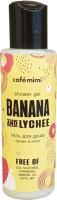 Гель для душа Le Cafe de Beaute Cafe Mimi банан и личи (110мл) -